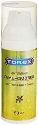 Торекс гель-смазка чувственная ваниль 50мл