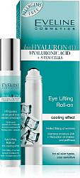 Эвелин нью гиалурон гель-филлер для контура глаз роликовый 15мл