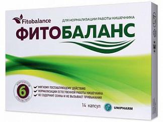 Фитобаланс капсулы 14 шт.