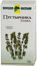 Пустырника трава 50г здоровье