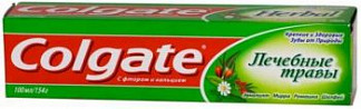 Колгейт лечебные травы зубная паста 100мл
