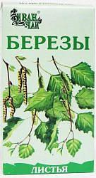 Береза листья 50г