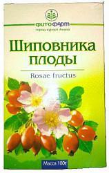 Шиповник плоды 100г