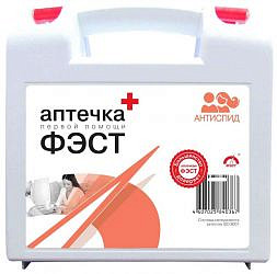 Фэст аптечка первой помощи антиспид