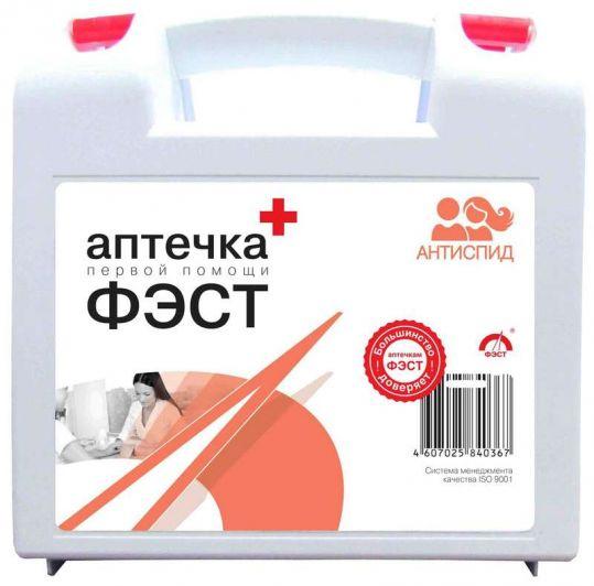 Фэст аптечка первой помощи антиспид, фото №1