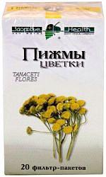 Пижма цветки 20 шт. фильтр-пакет здоровье
