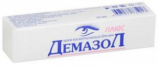 Демазол плюс крем для век 10мл