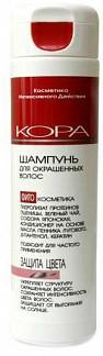 Кора шампунь для окрашенных волос 250мл