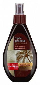 Флоресан пальмовый рай спрей автозагар бронзовый (ф254) 160мл