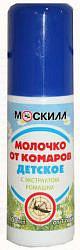 Москилл молочко-спрей детское от комаров с экстрактом ромашки 100мл