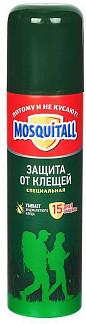 Москитол специальная защита спрей от клещей 150мл