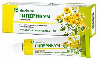 Гиперикум 30г мазь для наружного применения гомеопатическая