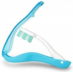 Эльгидиум дорожная зубная щетка средняя