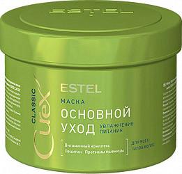 Эстель карекс классик маска питательная для всех типов волос 500мл