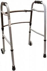 Аверсус опора-ходунки прогулочные x-2c на колесиках складные