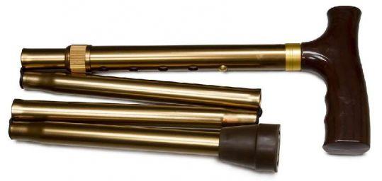 Амрус трость металлическая складная амсf51, фото №1
