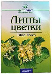 Липа цветки 50г