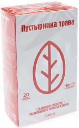 Пустырника трава 1,5г 20 шт. фильтр-пакет здоровье
