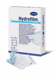 Хартманн гидрофильм плюс повязка 5х7,2см 1 шт.