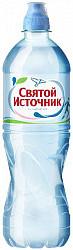Святой источник вода питьевая без газа пэт 0,75л