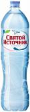 Святой источник вода питьевая без газа пэт 1,5л