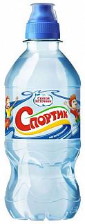 Святой источник вода питьевая без газа спортивное 0,33л