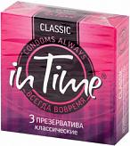 Ин тайм презервативы классические 3 шт.