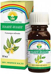 Лекус масло эфирное иланг-иланг 10мл