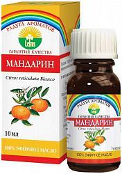 Лекус масло эфирное мандарин 10мл