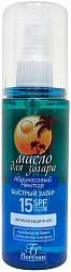 Флоресан масло для быстрого загара абрикосовый нектар spf15 (ф117) 135мл
