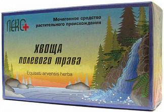 Хвощ полевой трава 20 шт. фильтр-пакет