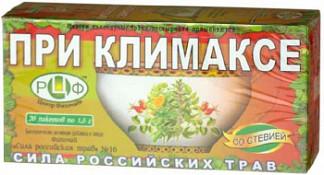 Сила российских трав фиточай n16 при климаксе n20