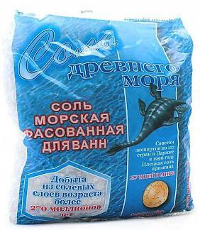 Соль древних морей морская 1кг