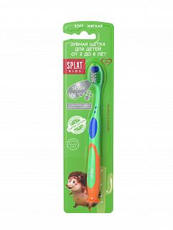 Сплат кидс зубная щетка детская