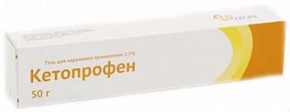 Препарат кетопрофен