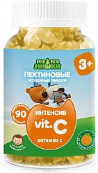 Ми-ми-мишки интенсив витамин с пастилки жевательные пектиновые 90 шт.