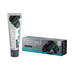 Сплат биомед зубная паста уайт комплекс тройная система отбеливания эмали 100мл