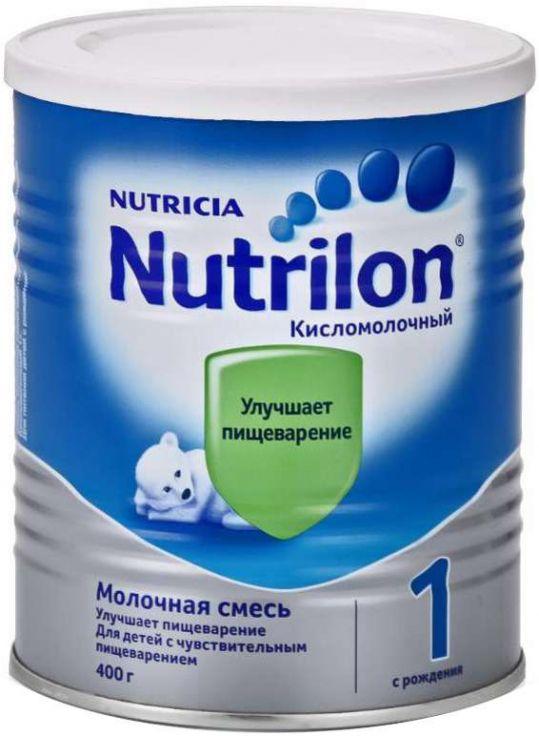 Нутриция нутрилон кисломолочный 1 смесь молочная 400г, фото №1