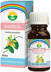 Лекус масло эфирное ваниль 10мл