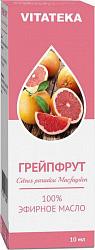 Витатека масло эфирное грейпфрут 10мл