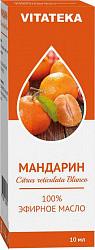 Витатека масло эфирное мандарин 10мл
