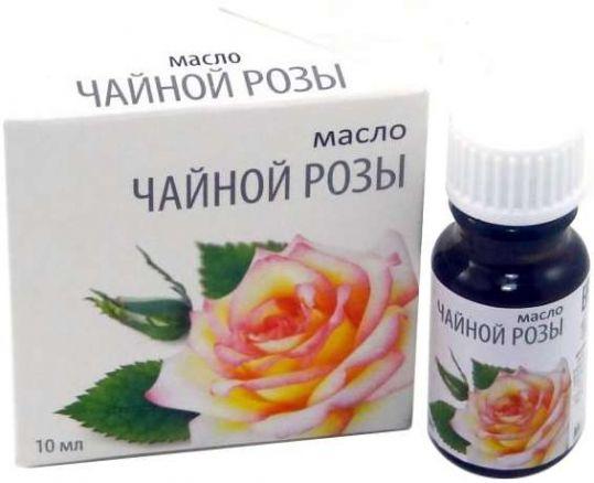 Масло эфирное чайная роза 10мл, фото №1