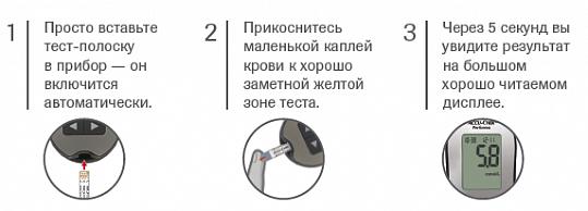 Глюкометр акку-чек перформа, набор, фото №2