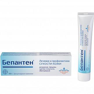 Бепантен 5% 100г крем для наружного применения