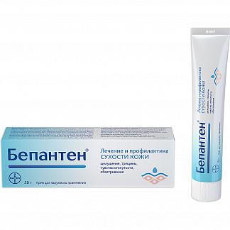 Бепантен 5% 50г крем для наружного применения