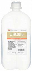 Дисоль 400мл 20 шт. раствор для инфузий