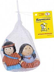 Курносики игрушка-брызгалка для ванной индейцы арт.25161