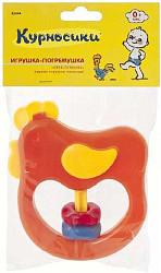 Курносики игрушка-погремушка петя-петушок 6+ арт.21344