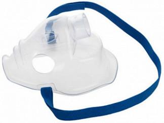 Омрон маска для ингалятора сх2/3/pro/u22/с28/29/30 взрослая прозрачная