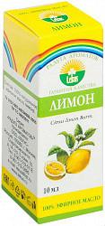 Лекус масло эфирное лимон 10мл